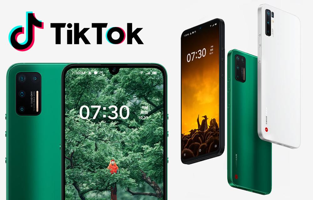 Harga dan Spesifikasi Jianguo Pro 3 Smartphone Pertama Bikinan TikTok