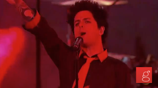 """Donald Trump Compared To KKK, Called """"Fascist"""" In Song By Green Day At The #AMAs"""
