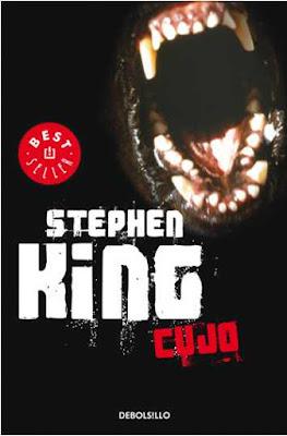 Reseña: Cujo- Stephen King