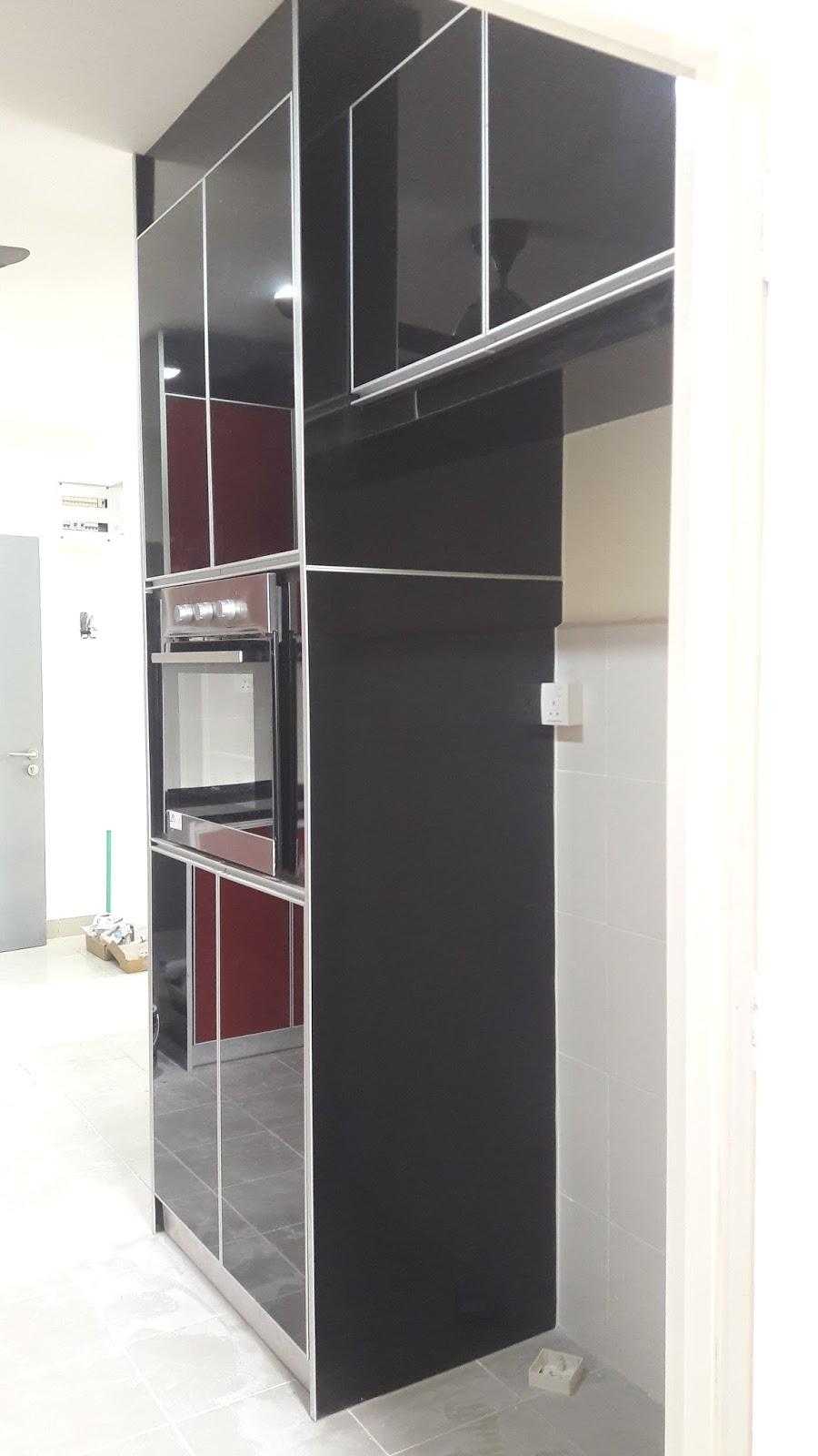 Kabinet Dapur Terus Dari Kilang D Palma Putrajaya