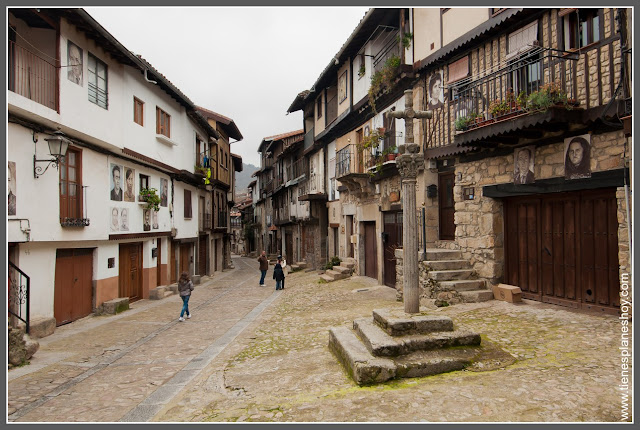 Mogarraz pueblo con encanto Salamanca