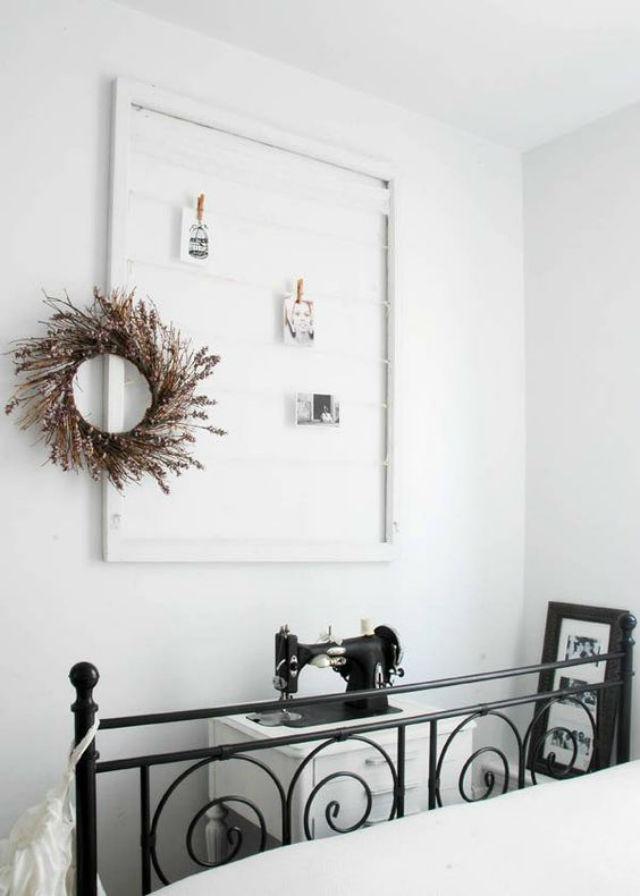 decorar con marcos vacíos