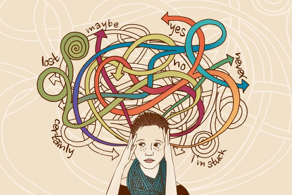 5 formas de complicarse la vida innecesariamente  Pensar%2Bdemasiado