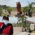 Keren, Desa Sambongwangan Bangun Rest Area Sebagai Aikon Desa.