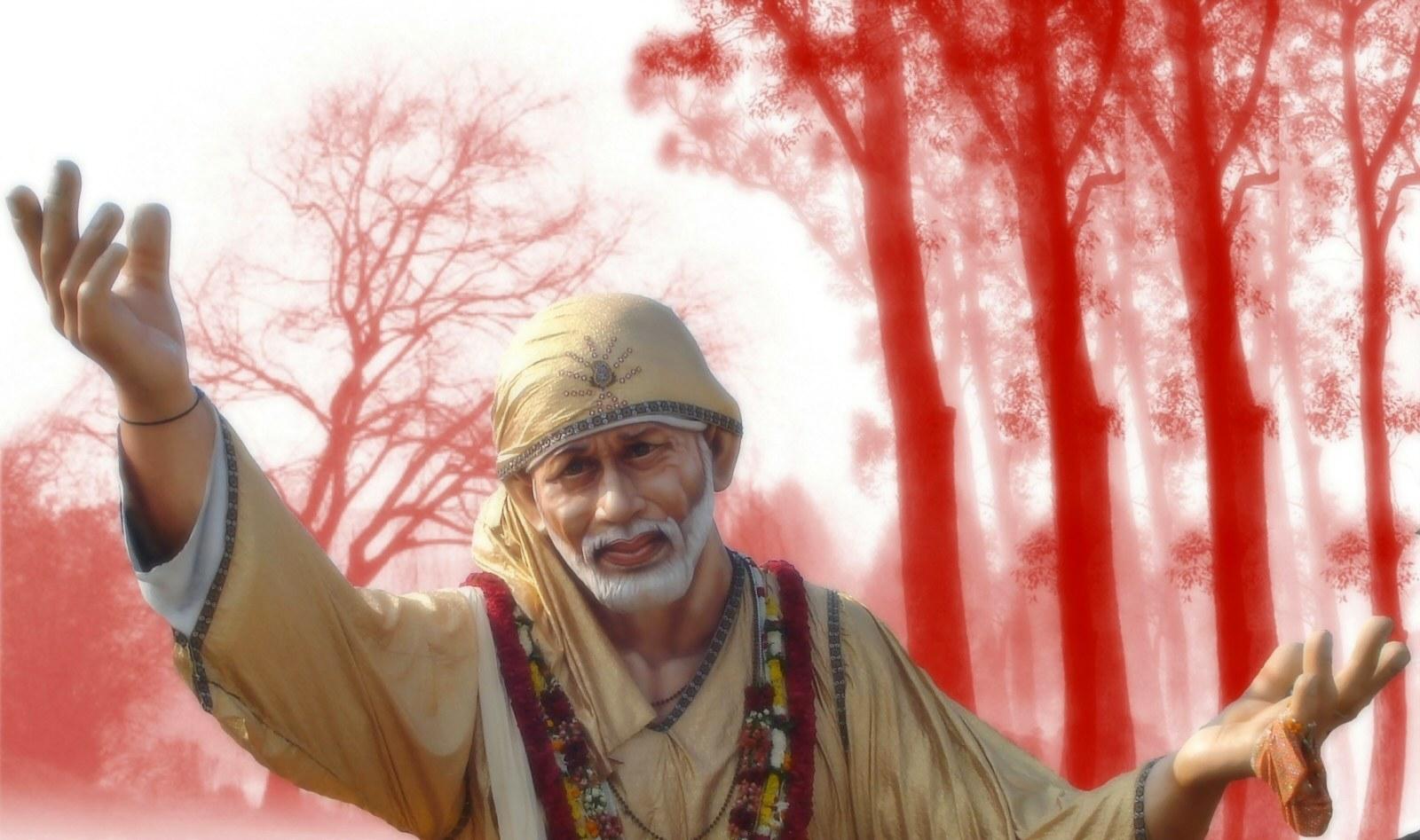 Bhagwan Ji Help me: sai baba hd wallpapers