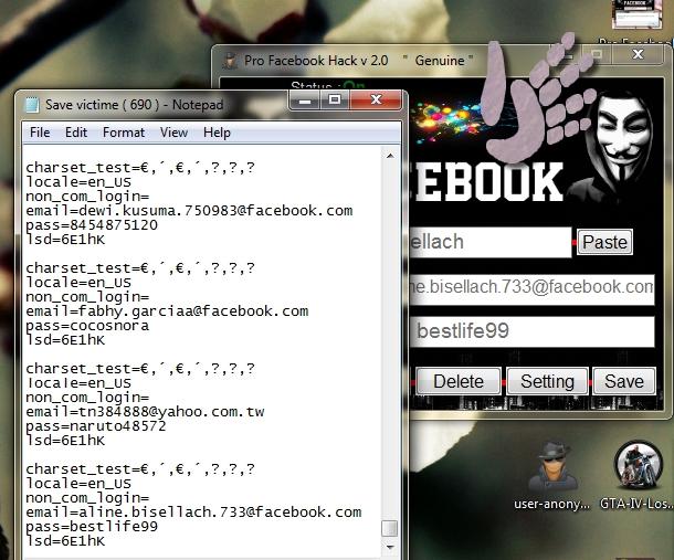 facebook hack pro 2 0 by hacker zmaim  u0026 anonymous  ud83d udc80 2016