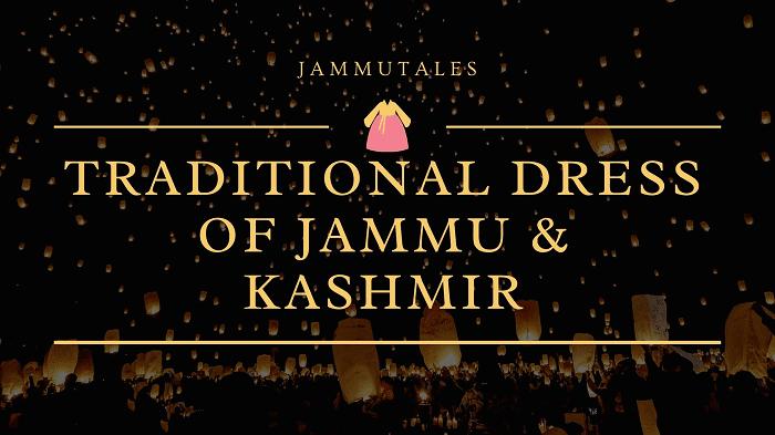 Traditional Dress of Jammu and Kashmir