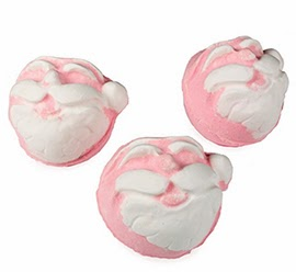 Lush Father Christmas Bath Bombs