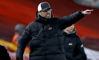 what you're doing is unfair: Jurgen Klopp to Ref after UCL defeat