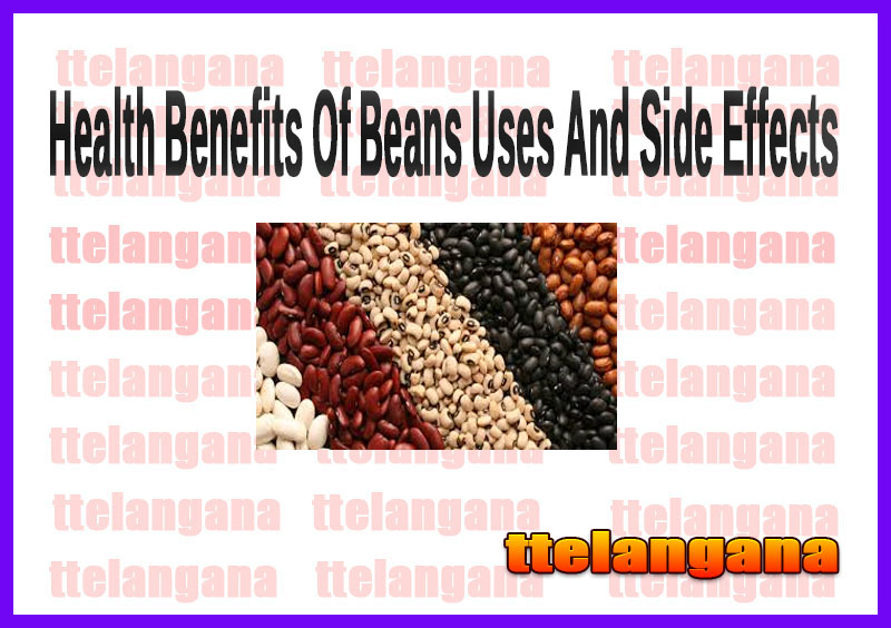 Health Benefits Of Beans Uses And Side Effects
