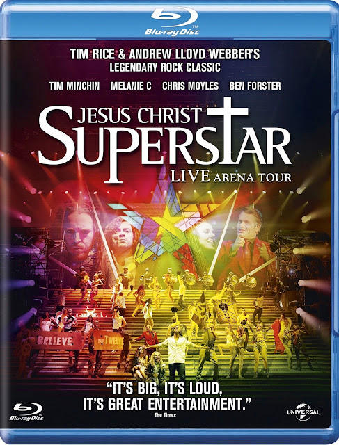 Jesus Christ Superstar: Live Arena Tour [BD25]