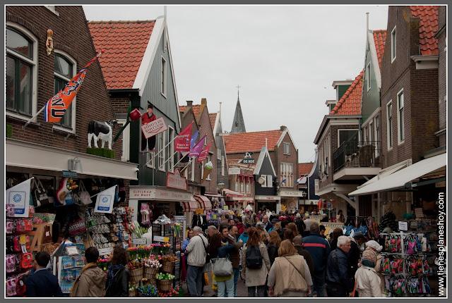 Volendam Pueblo holandés con encanto