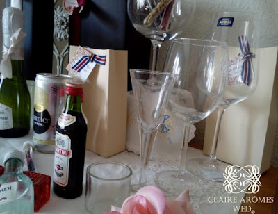 vinos bodas