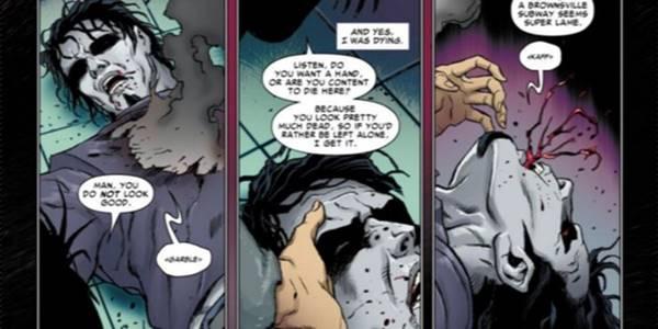 kematian dan kekuatan morbius