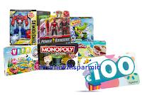 Logo Hasbro Community Program 2020 : vinci 50 Gift Card e 350 giochi