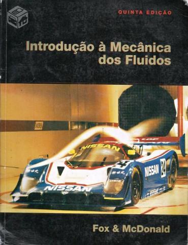 Introducao A Mecanica Dos Fluidos Fox 7 Edicao Pdf
