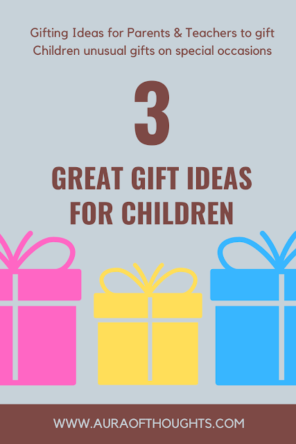Gifts for Children - MeenalSonal