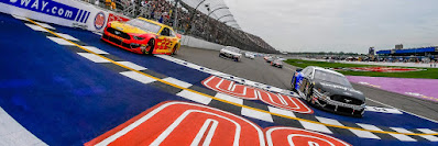 #NASCAR Returns to Michigan International Speedway