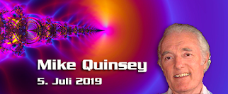 Mike Quinsey – 5. Juli 2019