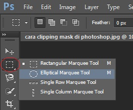 menghapus background clipping mask photoshop