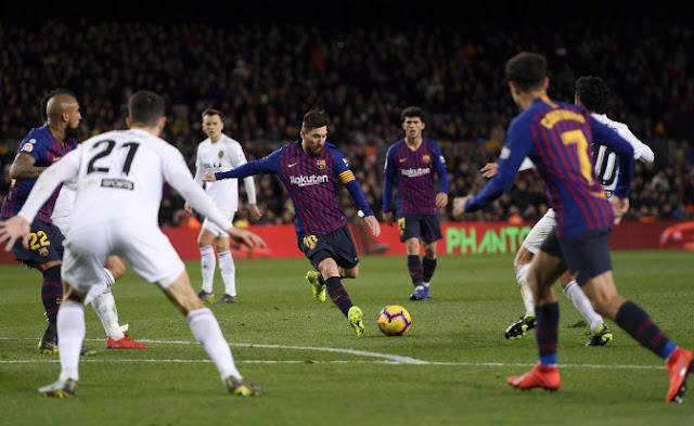 Prediksi Lyon vs Barcelona Liga Champions