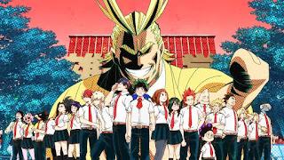ヒロアカ アニメ | 雄英高校ヒーロー科1年A組 席順 | My Hero Academia | U.A Class 1-A  | Hello Anime !