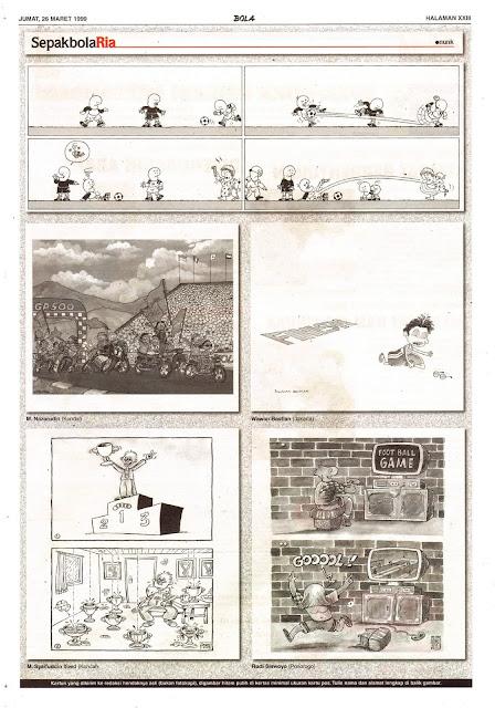 Sepakbola Ria TABLOID BOLA EDISI NO. 887 / JUM'AT, 26 MARET 1999