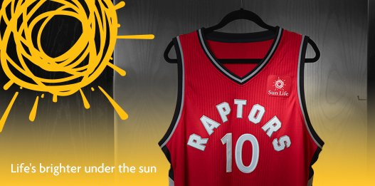 Sun Life and the Toronto Raptors are Helping Canadians Take Charge of their Health