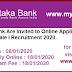 कर्नाटक बैंक स्केल I ऑनलाइन फॉर्म 2020