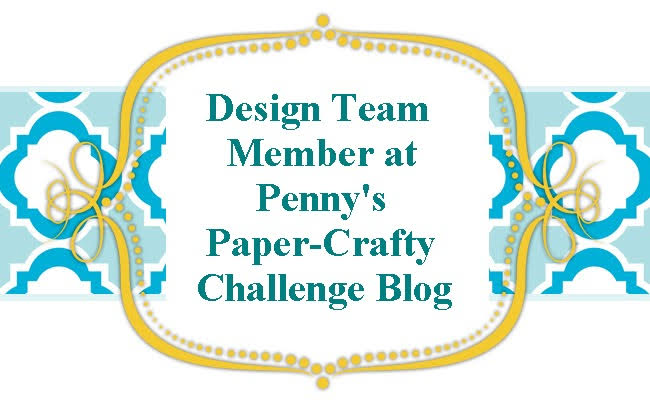 Designer for Penny's Paper-Crafty Blog