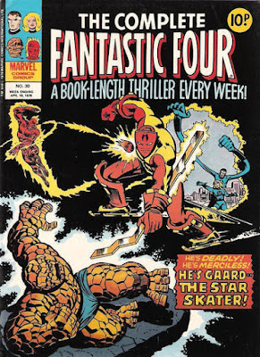 The Complete Fantastic Four #30, Gaard