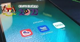 Belanjawan 2021 : Bantuan E-Wallet Berjumlah RM50 Untuk Golongan Belia