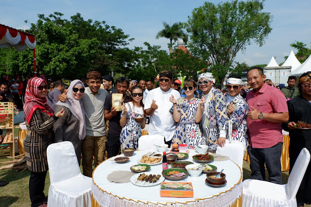 KodimKaranganyar – Panggung Gembira Indosiar Ikut Meriahkan Hari Jadi Kabupaten Karanganyar