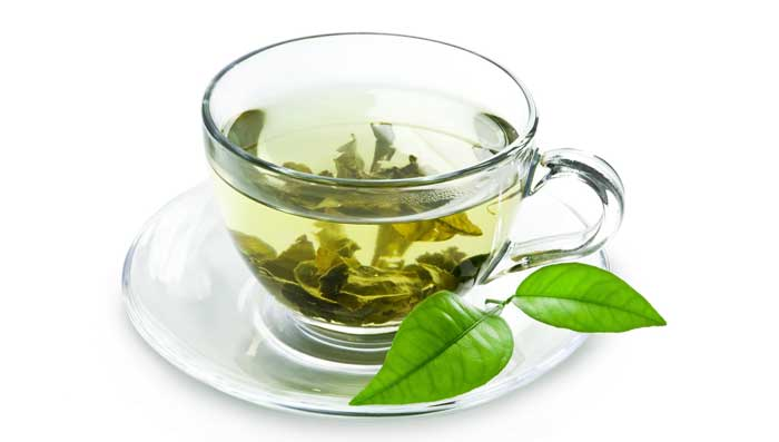 Benefit of Green tea Hair Masks