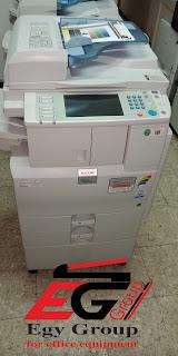 Ricoh mpc 2550