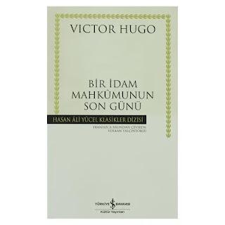 bir idam mahkumunun son günü kitap kapağı