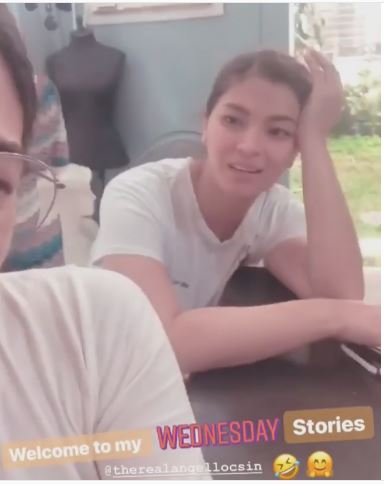 Angel Locsin And Patricia Co Looked Stunning Even Without Their Makeup On!