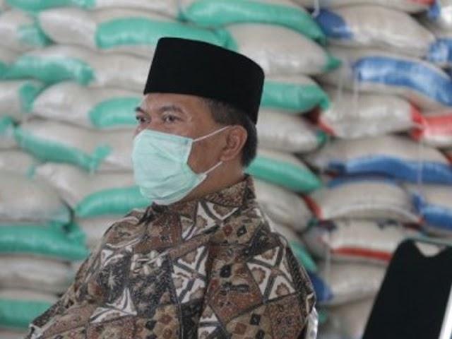 Jelang Pelaksanaan PSBB, Pemkot Bandung  Fokus pada Pendistribusian Bantuan