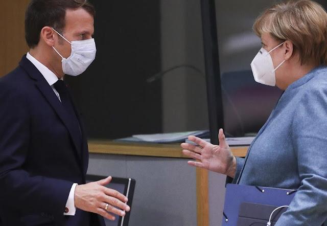 Γαλλία, Ιταλία, Γερμανία και Βρετανία απειλούν με κυρώσεις την Τουρκία για την Λιβύη