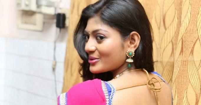 Indian Hot Actress: South Indian Actress Soumya Hot Navel