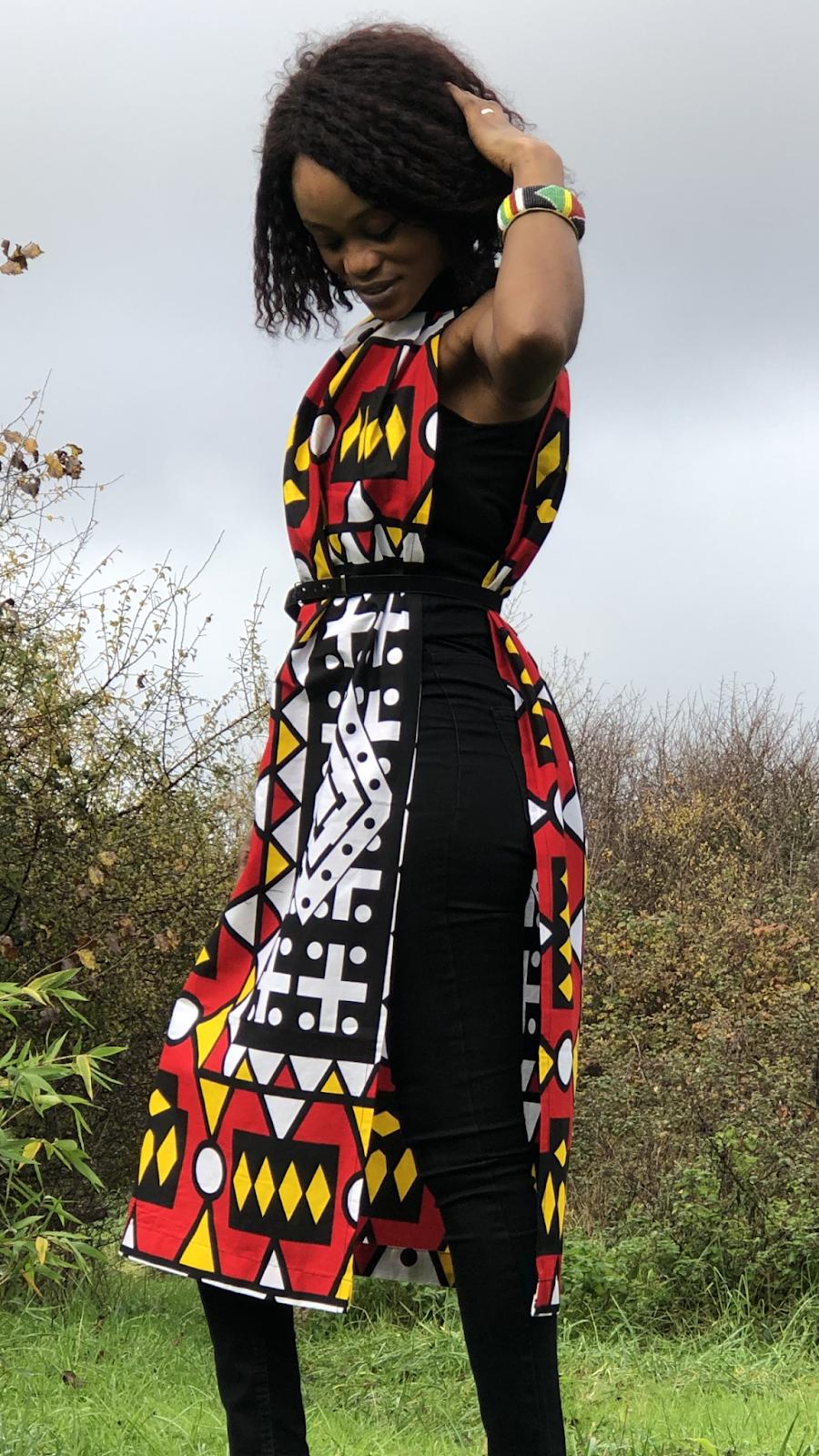 Stylafrica, la mode africaine en pagne: Robes et Tuniques en pagne