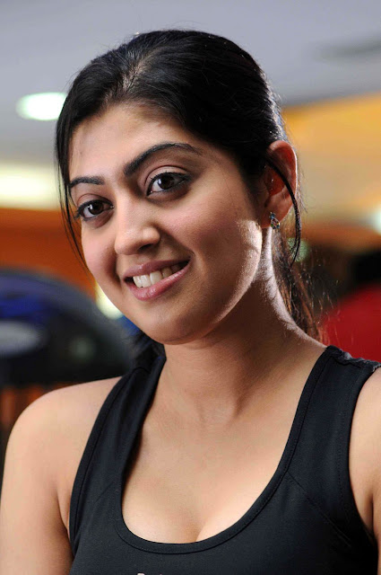 Actress Pranitha Subhash Hot Stills In Gym Outfits Actress Trend