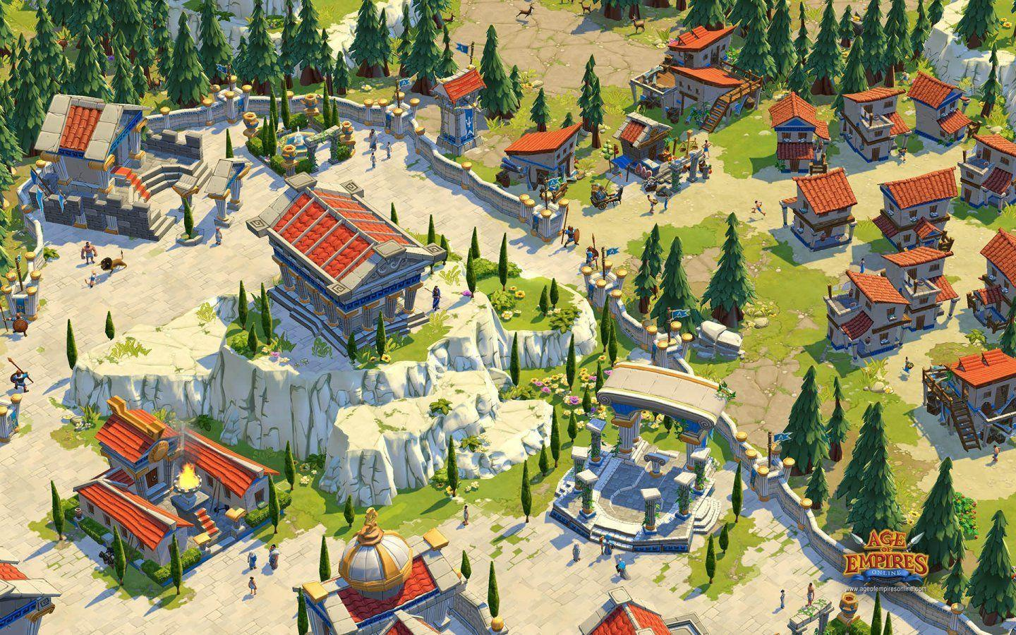 Age Of Empires Game Wallpapers
