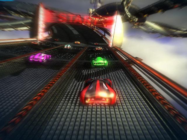لعبة Sky Track
