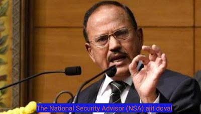 """NSA ajit doval ने NIA """"जाँच एजेंसी""""को दिया आतंकवाद से लड़ने का मंत्र,ajit doval"""