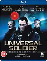 Universal Soldier - Regeneration 2009 Dual Audio 300mb Hindi - English BBRip