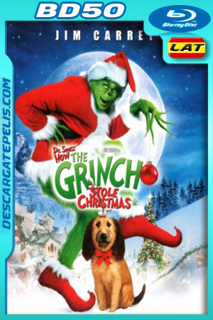 El Grinch (2000) BD50 Latino – Ingles