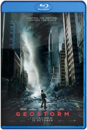 Geo-Tormenta (2017) HD 1080p y 720p Latino