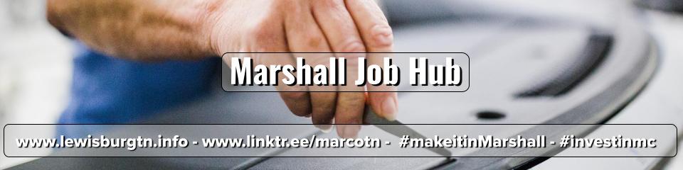 Marshall Job Hub