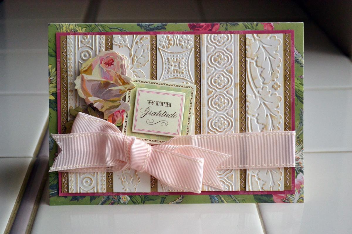 Anna Griffin Craft Paper